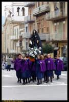 Villarosa: Il Venerdi' Santo a Villarosa. La Crocifissione. Photo Walter Lo Cascio. www.walterlocascio.it  - Villarosa (3063 clic)