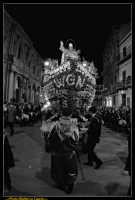 Caltanissetta: Settimana Santa a Caltanissetta 2009. Domenica delle Palme. Gesý Nazareno. Processione della Domenica delle Palme. Photo Walter Lo Cascio www.walterlocascio.it  - Caltanissetta (4060 clic)