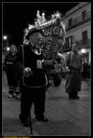 Caltanissetta: Settimana Santa a Caltanissetta 2009. Domenica delle Palme. Gesý Nazareno. Processione della Domenica delle Palme. Photo Walter Lo Cascio www.walterlocascio.it  - Caltanissetta (3846 clic)