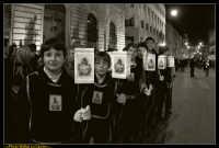 Caltanissetta: Settimana Santa a Caltanissetta 2009. Domenica delle Palme. Gesý Nazareno. Processione della Domenica delle Palme. Photo Walter Lo Cascio www.walterlocascio.it  - Caltanissetta (4044 clic)