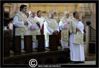 Caltanissetta. Settimana Santa a Caltanissetta. Anno 2006. Giovedi' Santo a Caltanissetta.  Processi