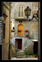 Troina. Un angolo caratteristico del quartiere vecchio di Troina. Foto 82  - Troina (2300 clic)