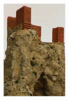 Caltanissetta. Castello di Pietrarossa. #1 CALTANISSETTA Walter Lo Cascio