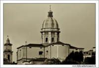 Caltanissetta. Abside della Cattedrale Santa Maria La Nova, vista dal quartiere Angeli. 1  - Caltanissetta (2766 clic)
