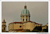 Caltanissetta. Abside della Cattedrale Santa Maria La Nova, vista dal quartiere Angeli. 2  - Caltanissetta (2795 clic)