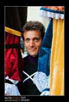 San Cataldo. Processione dei Sampauluna, per la domenica di Pasqua. Edizione 2010. Pasqua, Sampauluna, san pauluna, Sam Pauluna, San Cataldo, Settimana Santa, Apostoli. Foto Walter Lo Cascio. www.walterlocascio.it  - San cataldo (4807 clic)