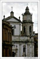 Caltanissetta. Cattedrale SantaMaria La Nova, vista dal Collegio di Sant'Agata.  - Caltanissetta (2675 clic)