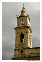 Caltanissetta. Cattedrale SantaMaria La Nova, il campanile.  - Caltanissetta (2680 clic)