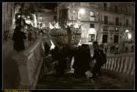 Caltanissetta: Settimana Santa a Caltanissetta 2009. Domenica delle Palme. Gesý Nazareno. Processione della Domenica delle Palme. Photo Walter Lo Cascio www.walterlocascio.it  - Caltanissetta (4178 clic)