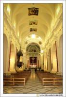 Floridia: Chiesa Madre. Interno, navata centrale.  - Floridia (4781 clic)