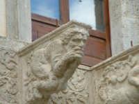 Caltanissetta. Palazzo moncada. Particolare 1  - Caltanissetta (2474 clic)