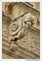 Caltanissetta. Palazzo moncada. Particolare 2  - Caltanissetta (2812 clic)