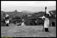 Villarosa: Il Venerdi' Santo a Villarosa. La Crocifissione. Photo Walter Lo Cascio. www.walterlocascio.it  - Villarosa (4410 clic)