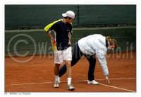 Caltanissetta: Tennis Club Villa Amedeo Caltanissetta. Torneo Internazionale di Tennis Citta' di Caltanissetta FUTURE Xa edizione - 08/16 Marzo 2008, Foto Walter Lo Cascio   - Caltanissetta (1404 clic)
