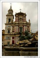 Caltanissetta. Chiesa di San Sebastiano in piazza Garibaldi.  - Caltanissetta (2676 clic)