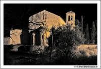 Caltanissetta: Chiesa di Santo Spirito by night. Abside.  - Caltanissetta (2753 clic)