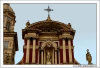 Caltanissetta. Chiesa di San Sebastiano Particolare 1  - Caltanissetta (2473 clic)