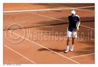 Caltanissetta: Tennis Club Villa Amedeo Caltanissetta. Torneo Internazionale di Tennis Citta' di Caltanissetta FUTURE Xa edizione - 08/16 Marzo 2008, Foto Walter Lo Cascio   - Caltanissetta (1505 clic)