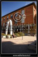San Cataldo. Palazzo del municipio. Foto di Walter Lo Cascio www.walterlocascio.it SAN CATALDO Walt