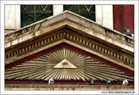 Caltanissetta. Chiesa di San Sebastiano Particolare 4  - Caltanissetta (2847 clic)
