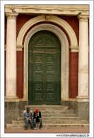 Caltanissetta. Chiesa di San Sebastiano Particolare 5.   - Caltanissetta (2669 clic)