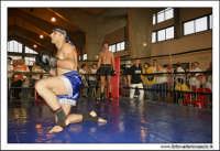 Agira, Giugno 2005. Incontro di Kick Boxing. Un atleta si prepara al combattimento. #2  - Agira (1910 clic)