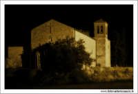 Caltanissetta: Chiesa di Santo Spirito by night. Abside. Foto 2  - Caltanissetta (2776 clic)