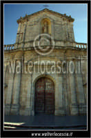 San Cataldo. Chiesa Madre. Foto di Walter Lo Cascio www.walterlocascio.it  - San cataldo (4017 clic)