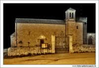 Caltanissetta: Chiesa di Santo Spirito by night.  Foto 3  - Caltanissetta (2676 clic)