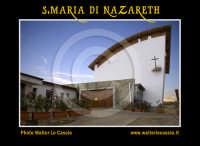San Cataldo (CL).  COMPLESSO PARROCCHIALE S.MARIA DI NAZARETH. Interno, navata principale. Altare. Photo Walter Lo Cascio www.walterlocascio.it  - San cataldo (6040 clic)