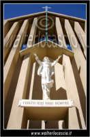 San Cataldo. Chiesa del Cristo RE 4. Foto di Walter Lo Cascio www.walterlocascio.it SAN CATALDO Wal