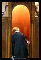 La Cattedrale di Caltanissetta. Il Confessionale. CALTANISSETTA Walter Lo Cascio