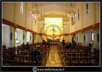 San Cataldo. Chiesa del Cristo RE (interno) 5. Foto di Walter Lo Cascio www.walterlocascio.it  - San cataldo (6713 clic)