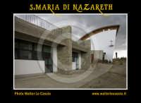 San Cataldo (CL).  COMPLESSO PARROCCHIALE S.MARIA DI NAZARETH. Esterno. Photo Walter Lo Cascio www.walterlocascio.it  - San cataldo (3879 clic)