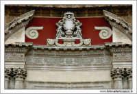 Caltanissetta. Chiesa Sant'Agata al Colelgio. Particolare 3  - Caltanissetta (2891 clic)