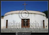 San Cataldo. Il calvario. Particolare. Foto di Walter Lo Cascio www.walterlocascio.it  - San cataldo (3838 clic)