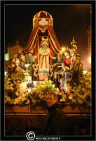 Caltanissetta. Settimana Santa a Caltanissetta. Anno 2006. Giovedi' Santo a Caltanissetta.  Processioni, gruppi sacri, maestranza, giovedi santo, Biangardi, vare, vara, Pasqua, Caltanissetta.   - Caltanissetta (2341 clic)