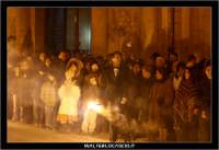 Caltanissetta. Settimana Santa a Caltanissetta. Anno 2006. Giovedi' Santo a Caltanissetta.  Processioni, gruppi sacri, maestranza, giovedi santo, Biangardi, vare, vara, Pasqua, Caltanissetta.   - Caltanissetta (1875 clic)