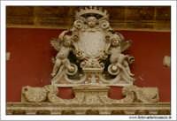 Caltanissetta. Chiesa Sant'Agata al Colelgio. Particolare 4  - Caltanissetta (2588 clic)