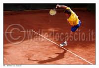 Caltanissetta: Tennis Club Villa Amedeo Caltanissetta. Torneo Internazionale di Tennis Citta' di Caltanissetta FUTURE Xa edizione - 08/16 Marzo 2008, Foto Walter Lo Cascio   - Caltanissetta (1350 clic)