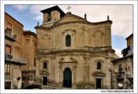 Caltanissetta. Chiesa di San Domenico al quartiere Angeli.  - Caltanissetta (5699 clic)