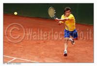 Caltanissetta: Tennis Club Villa Amedeo Caltanissetta. Torneo Internazionale di Tennis Citta' di Caltanissetta FUTURE Xa edizione - 08/16 Marzo 2008, Foto Walter Lo Cascio   - Caltanissetta (1580 clic)