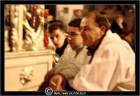 Caltanissetta. Settimana Santa a Caltanissetta. Anno 2006. Giovedi' Santo a Caltanissetta.  Processioni, gruppi sacri, maestranza, giovedi santo, Biangardi, vare, vara, Pasqua, Caltanissetta.   - Caltanissetta (2409 clic)