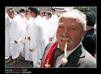 Mazzarino - Festa del SS. Crocifisso dell'Olmo. Signore dell'Olmo. Anno 2010. Foto Walter Lo Cascio. www.walterlocascio.it   - Mazzarino (4656 clic)