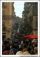 Catania: Confusione di gente alla FERA U LUNI di Catania.  - Catania (2326 clic)
