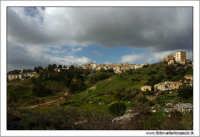 Caltanissetta. Panorama nisseno visto dal quartiere Angeli. 1  - Caltanissetta (2658 clic)