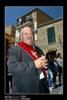 Mazzarino - Festa del SS. Crocifisso dell'Olmo. Signore dell'Olmo. Anno 2010. Foto Walter Lo Cascio. www.walterlocascio.it   - Mazzarino (4483 clic)