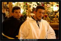 Caltanissetta. Settimana Santa a Caltanissetta. Anno 2006. Giovedi' Santo a Caltanissetta.  Processioni, gruppi sacri, maestranza, giovedi santo, Biangardi, vare, vara, Pasqua, Caltanissetta.    - Caltanissetta (1869 clic)