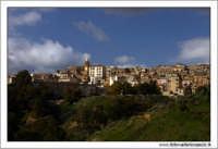 Caltanissetta. Panorama nisseno visto dal quartiere Angeli. 2  - Caltanissetta (3429 clic)
