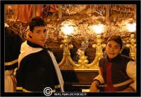 Caltanissetta. Settimana Santa a Caltanissetta. Anno 2006. Giovedi' Santo a Caltanissetta.  Processioni, gruppi sacri, maestranza, giovedi santo, Biangardi, vare, vara, Pasqua, Caltanissetta.    - Caltanissetta (2333 clic)